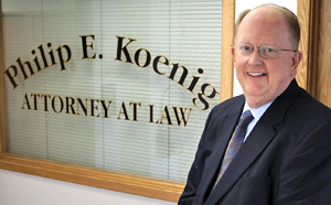Koenig Law Firm Profiled by Leading Lawyers